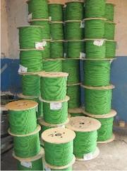 VOL-6FL4-500 3M Кат. 6 100 Ом F/UTP,  LS0H,  4 пары (500м коробка)